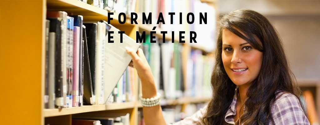 Formation etmetier
